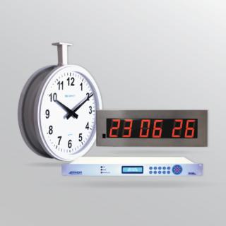IP Merkezi Saat Sistemi