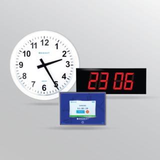 Kablolu ve Kablosuz Merkezi Saat Sistemleri